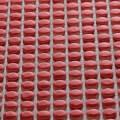 美濃焼タイル モザイクタイル 10mm丸 レッド 赤
