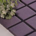 美濃焼タイル モザイクタイル 45mm角 パープル 紫