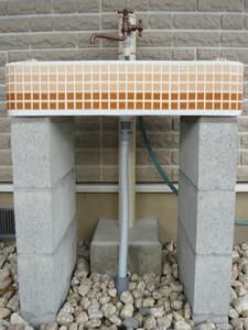 水栓柱かさ上げ画像