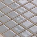 美濃焼タイル モザイクタイル 25mm角 ハイライトブルーグリーン (PT25-K1)