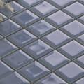美濃焼タイル モザイクタイル 25mm角 サックスブルー (PT25-M2)