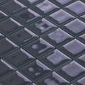 美濃焼タイル モザイクタイル 25mm角 ネイビーブルー (PT25-N3)