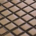 美濃焼タイル モザイクタイル 25mm角 釉変ベージュ (PT25-Y6)