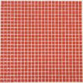 美濃焼タイル モザイクタイル 10mm角 ピンク
