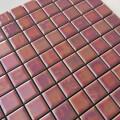 美濃焼タイル モザイクタイル 25mm角LH25-508(こちらの商品は屋内壁のみ使用可です。)