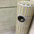 水栓柱 - モザイクタイル 手作り 結晶ブラウン - c22