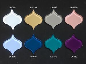 【ランテルナ アクセントグラス(ガラス) 単色売り 1袋5枚入り】在庫限りにて販売終了のお知らせ。