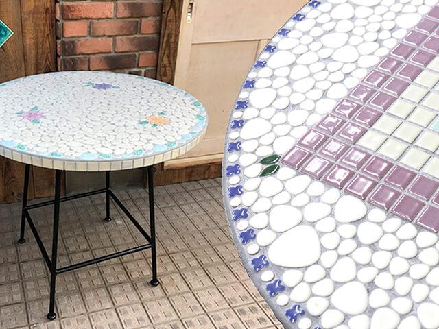 タイルテーブル