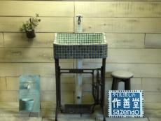 リバータイルシンク – river tile sink -(SSサイズ)[商品番号:2120]