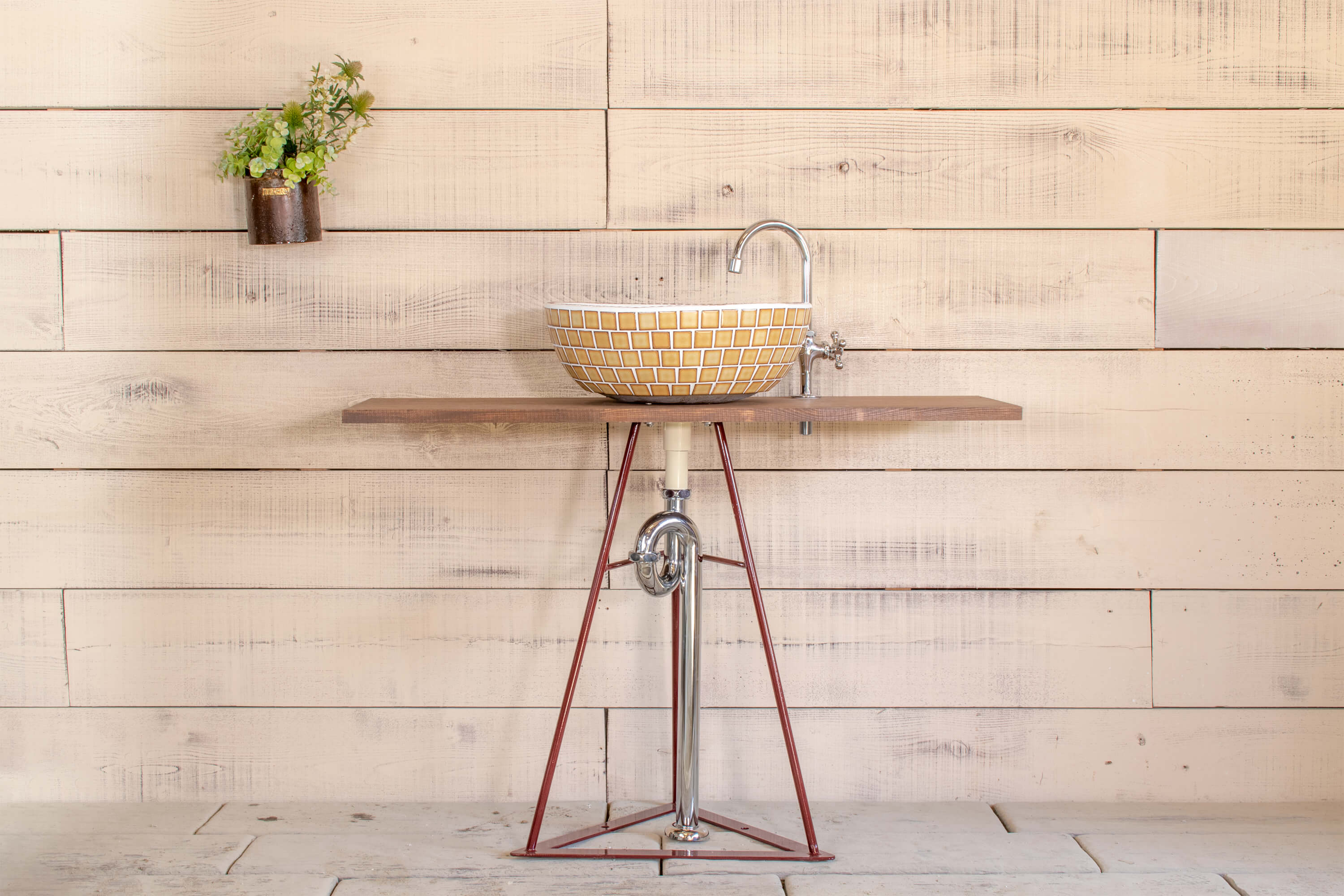 bowl-sink-stand